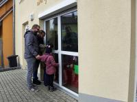 k-Adventsfenster Hausen am 2.12.20 3