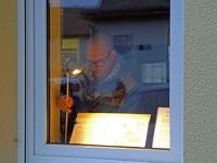 k-Adventsfenster Hausen 06.12.20 2